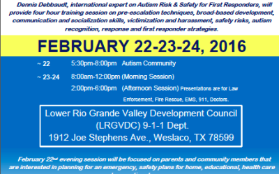Autism Risk & Safety Management Workshop