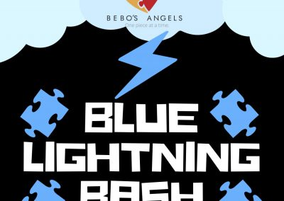 Blue Lightning Bash crop
