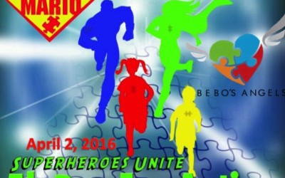 SUPERHEROES UNITE 5K RUN FOR AUTISM