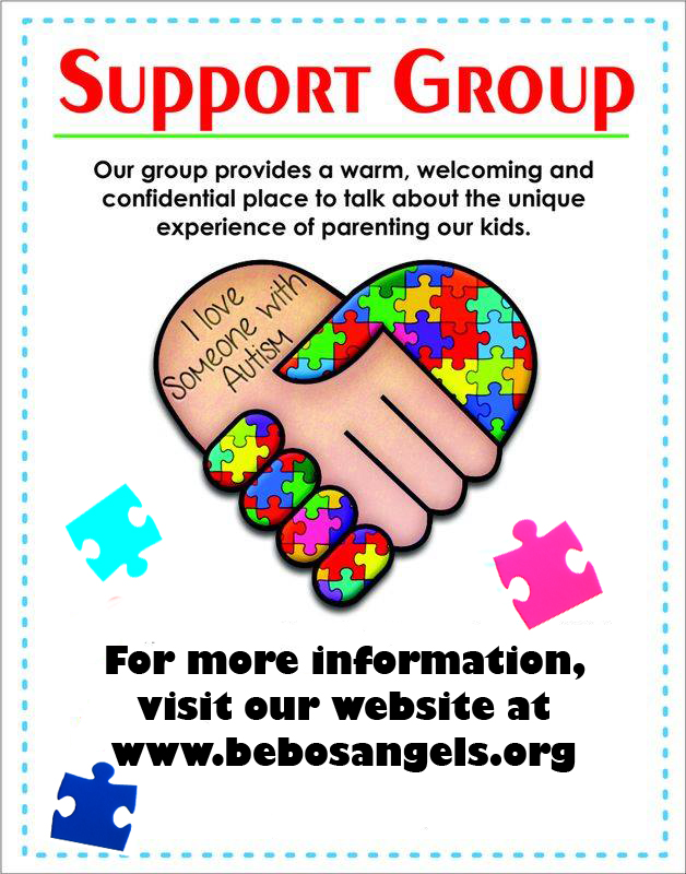SUPPORT GROUP October 30th